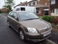Lovely Toyota Avensis for sale