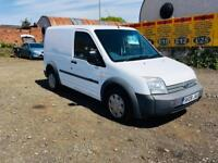 Ford transit connect 1.8 09 reg 1 year mot no vat immaculate condition