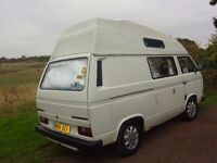VW Transporter T25 High Top Camper-van Diesel