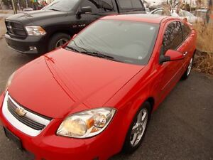 2010 Chevrolet Cobalt LT ONLY 73 K LOCALLY TRADED RED BEAUTY