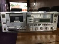York Retro cassette recorder