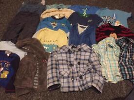 18-24 boys clothes bundle