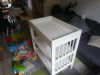 Ikea nappy changing table