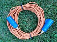 Caravan, Boat, Tent, Camping Electric Hook up Cable