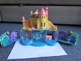 Little Mermaid Castle Set with Accessories