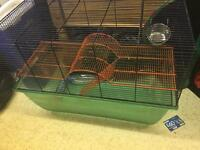 Gerble , hamster cage