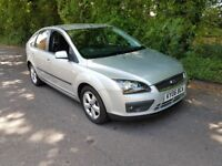 Ford Focus 1.6 petrol, full service history, excellent conditions 88052 miles