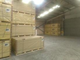 Plaster board 1200x2400 12.5mm
