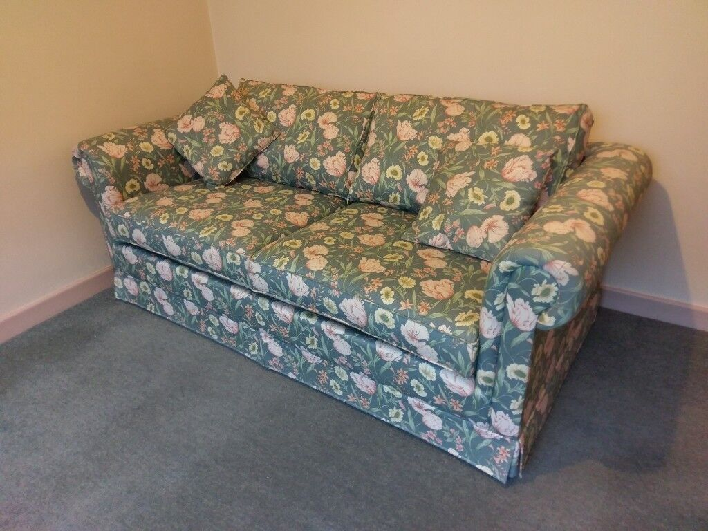 Double Sofa Bed Metal Frame Super Comfortable In Almondsbury