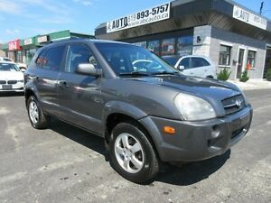 2006 Hyundai Tucson GL (Automatic, A/C, Top condition)