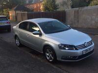 Volkswagen Passat.Mint condition. full VW service history.Auto gearbox ,£8500