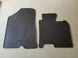 Genuine Kia Cee'd rubber mats for sale