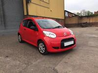 2010 Citroen C1 Facelift! Only 66,000 miles free 3 months warranty and a service on purchase