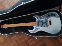 Electric Guitar: Burns Marquee & Hiscox Hard Case