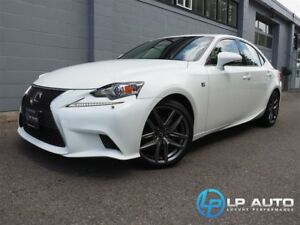 2014 Lexus IS 250 AWD! Only 60000kms! Easy Approvals!