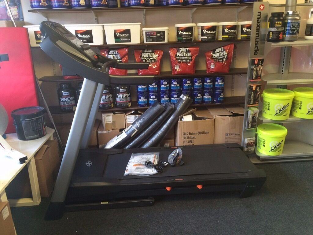 NordicTrack T9 2 Folding Treadmill iFit Live Module Ex