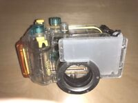 Canon WP-DC700 underwater case for Canon Powershot A60 and A70