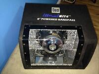 Powered Sub Woofer with built in amplifier
