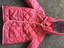Girls coat age 5-6yrs by Marks & Spencer's