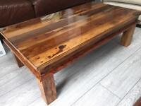 Seasham low coffee table/nest tables