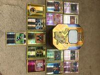 Pokemon Pikachu Tin 269 Cards