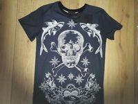Alexander Mcqueen Skull small T Shirt Limited Edition