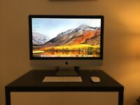 5K iMac 27 inch 2017 Model - Like new - Still under Apple warranty