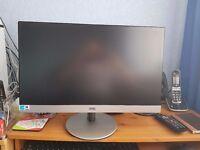 "23"" AOC Pc monitor"