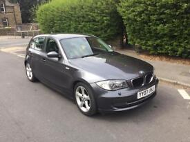 BMW 120d SE 5 door