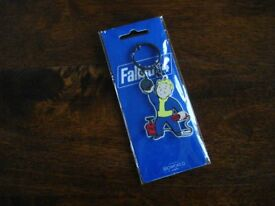 FALLOUT 4 Keychain - Collectable - Official merchandise