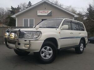 1998 Toyota Land Cruiser VX Limited * GO ANYWHERE YOU LIKE!! *