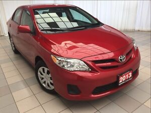 2013 Toyota Corolla Enhanced Convenience Package