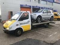 Scrap cars / recovery