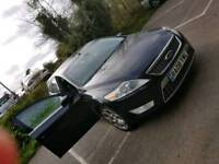 Ford Mondeo 2.0L Black Estate Top Spec, Immaculate. Full Service History. 1 years MOT. TAXED.