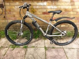 Specialized Rockhopper, 15 inch frame.