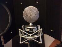 Mystery ribbon mic (Cascade Gomez prototype?)