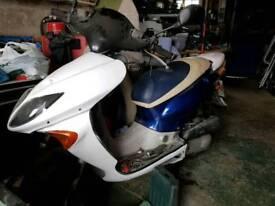 Honda x8r