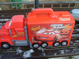 lightning mcqueen truck