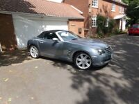Chrysler, CROSSFIRE, Convertible, 2005, Other, 3199 (cc), 2 doors