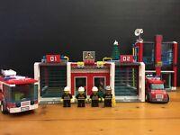 Lego Fire Station - 7208