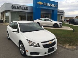 2014 Chevrolet Cruze 1LT - GREAT kms!