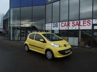 2008 08 PEUGEOT 107 1.0 URBAN 5D 68 BHP **** GUARANTEED FINANCE ****