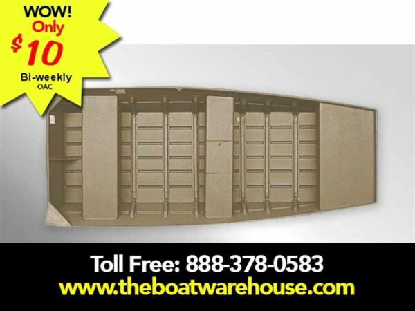 Used 2015 Lowe Boats L1448