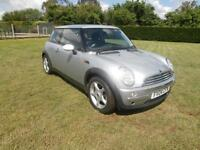 MINI HATCHBACK 1.6 One (silver) 2004
