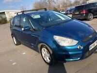 2007 FORD S-MAX S MAX EXCELLENT CONDITION FULL SERVICE HISTORY