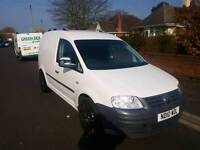 PRICE DROP!! Volkswagen caddy low mileage new Cambelt!!