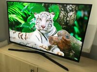 SAMSUNG UE40H6200 - 40 INCH LED TV - SMART TV - WIFI ENABLED - FREEVIEW HD - 3D SUPPORTED - MINT