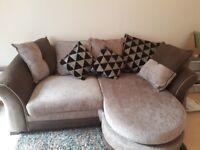 Excellent condition corner sofa