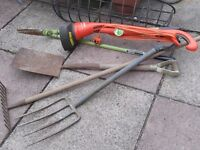 Flymo Strimmer & Garden Tools - Job Lot.