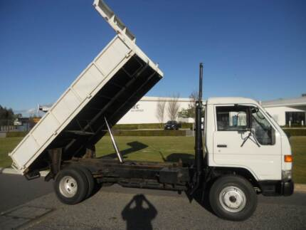 Toyota Dyna 3 Tonne Tipper Welshpool Canning Area Preview